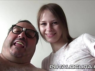 Beata Undine Fucks Old Freak - Crazy Sex Clip