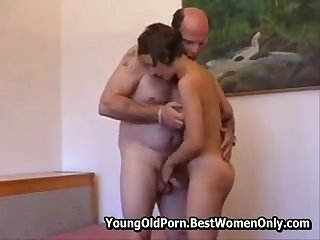 Sizzling Old Chap Enjoying Up Girl Sexual Teach