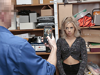 Allie Nicole with the understanding that No. 2120778 - Shoplyfter
